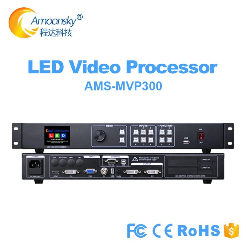 Amoonsky-لوحات عرض led داخلية وخارجية ، معالج فيديو