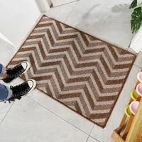 entrance doormat absorbent anti slip bath mat long strip kitchen floor mat geometry print living room carpet washable area rugs
