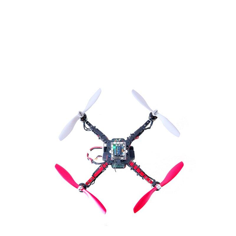طائرة بدون طيار مفتوحة المصدر للتحكم في الطيران ، آلة سباق بدون طيار ذات أربعة محاور ، منصة تطوير التعلم والتحكم في الطيران