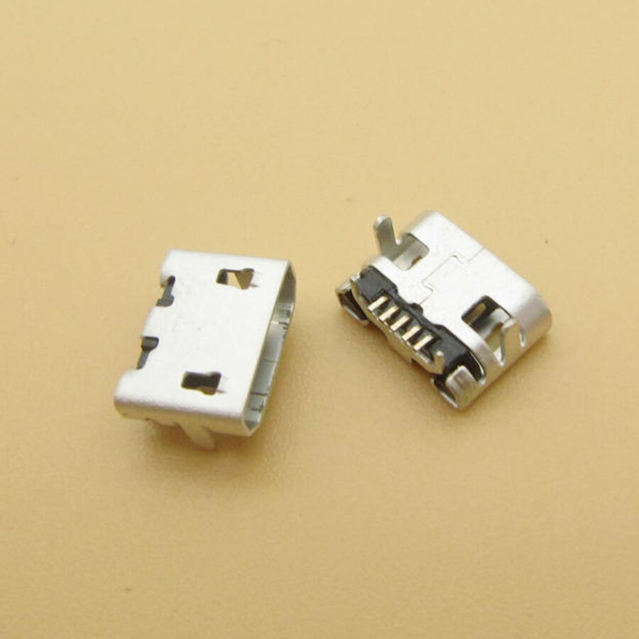 50 منفذ Micro USB لشاحن الكاتيل ، 9027 واط ، 8.0 بوصة ، 3T ، موصل قفص الاتهام ، 50 قطعة