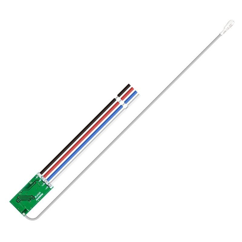 Wireless 433Mhz DC3.6-24V Remote Control Switch RF Relay Receiver LED Light Kit B36A