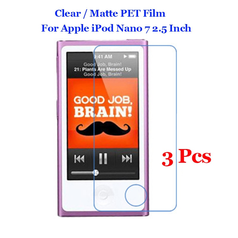 3 шт./лот для Apple iPod nano 7 2,5