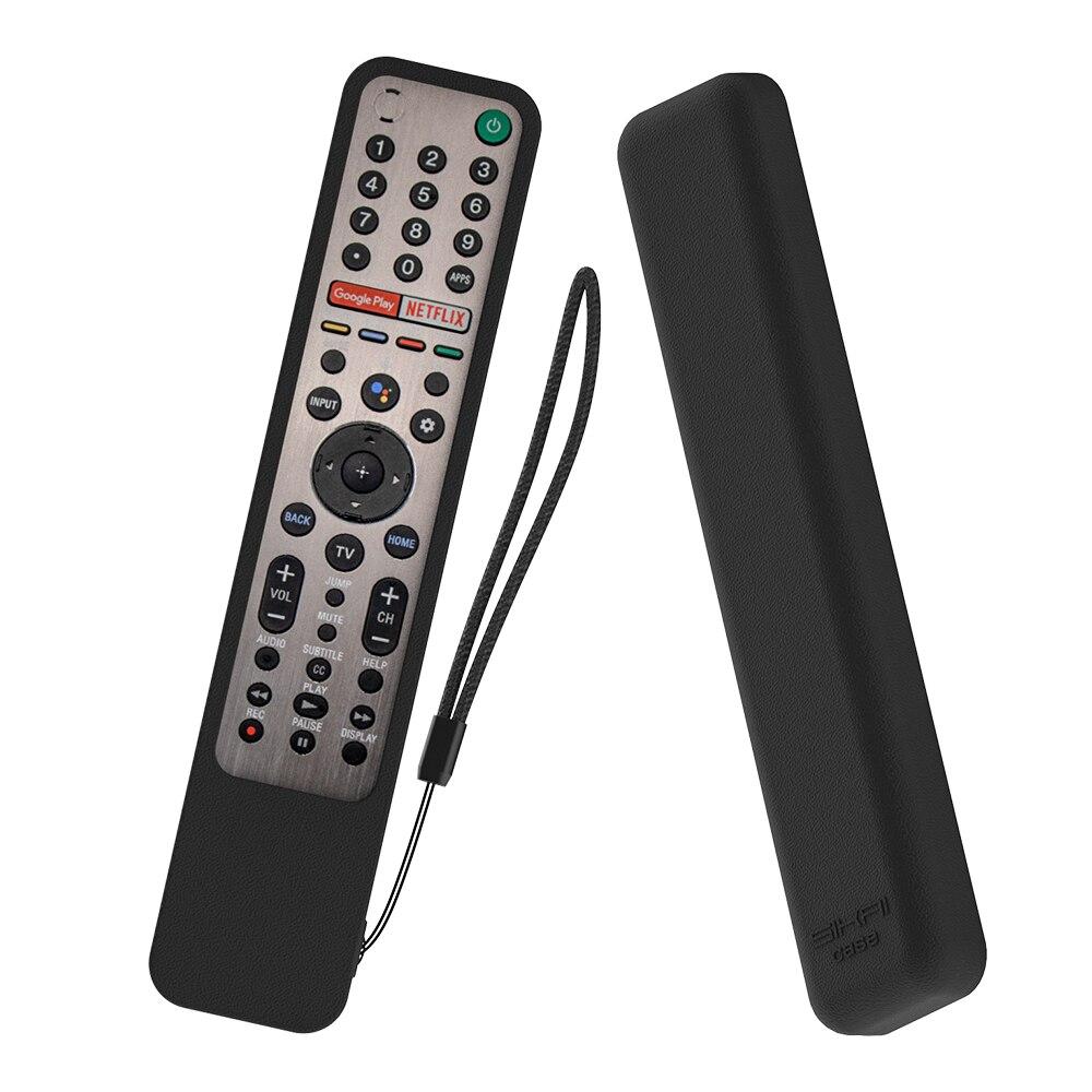 Fernbedienung Fall für Sony RMF TX600C TX600P TX600U RMF-TX600E Schutzhülle Silica SIKAI für Sony 2019 fernbedienung