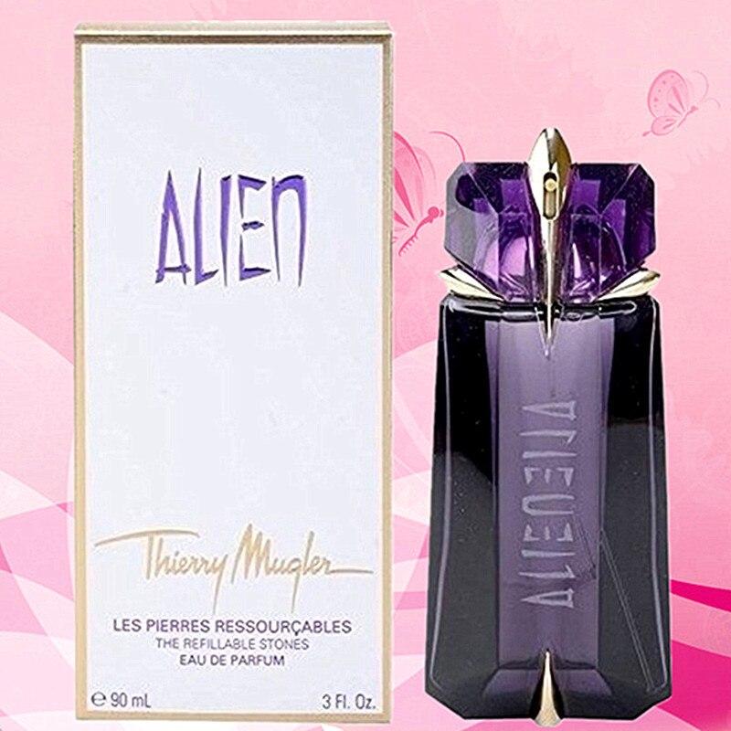 ALIEN-perfume para mujer, fragancia DE Parfum con clon DE flores duraderas, para...