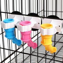 Brunnen Kopf Trinker Ball Hängen Flasche Pet Hund Katze Pet Supplies Wasser Trinken