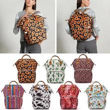 LEQUEEN-sac à couches grande capacité maman   Sac à dos multifonction, sac à couches étanche de voyage extérieur pour bébé pour soins de bébé