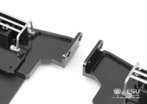 LESU 1/14 Model Taillights Parts for DIY TAMIYA Benz 3348 RC Truck Dumper Model TH09776-SMT5 enlarge