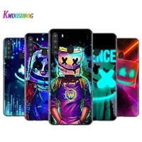 cool electronic music smiley for samsung galaxy a90 a80 a70s a60 a50 a40 a30 a20 a10e a2 a3 core tpu silicone phone case
