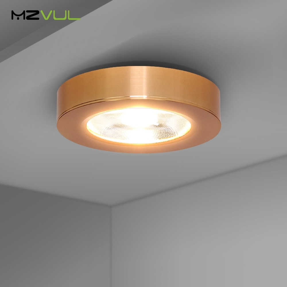 Surface Mounted Ceiling Downlight 220V LED downlight led lights 10W 7W 5W 3W cob spot Fixtures Lighting