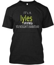 Camiseta especial de LYLES para hombre