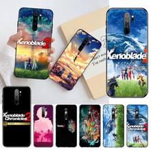 Jeu Xenoblade chroniques 2 coque coque de téléphone pour Redmi Note 9 8 8T 8A 7 6 6A Go Pro Max Redmi 9 K20