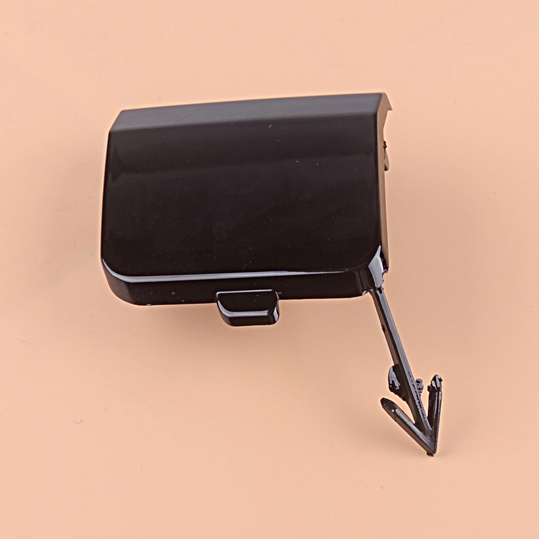 Beler amortecedor traseiro gancho de reboque capa para os olhos apto para vw golf r20 mk6 6 rline 2009 2010 2011 2012 2013 5k6807441f