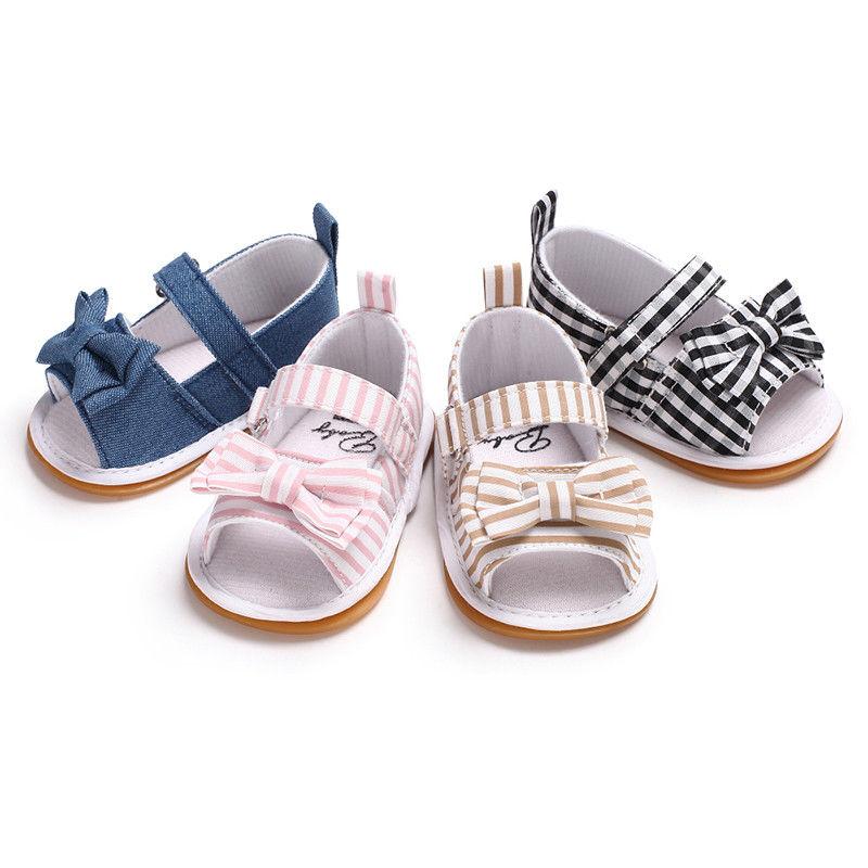 Zapatos antideslizantes de suela suave para niñas