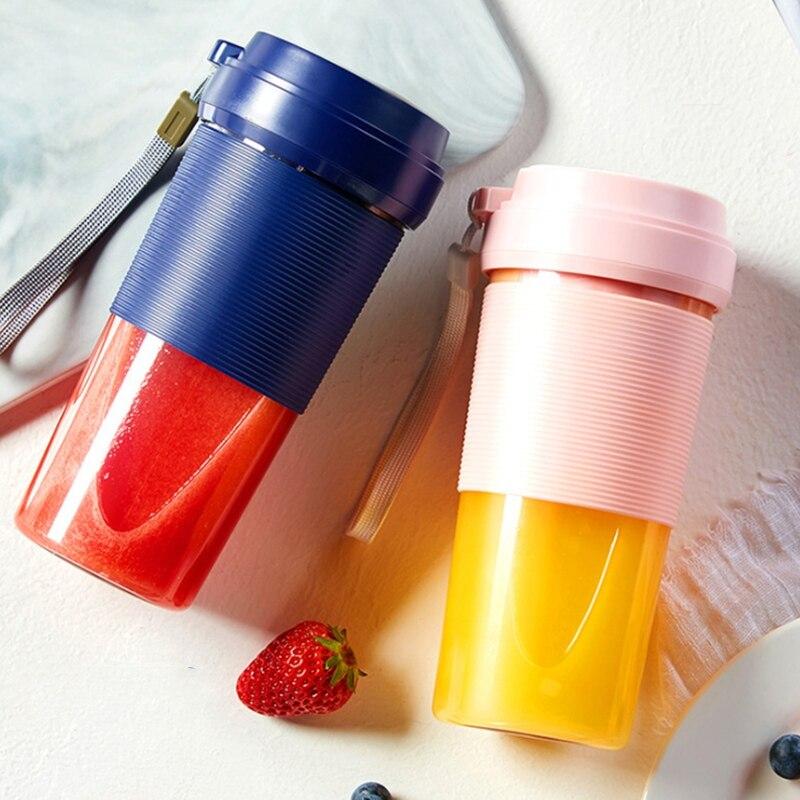300ml portatil espremedor de frutas eletrica usb recarregavel smoothie fabricante