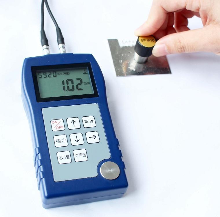SYT110  Ultrasonic Thickness Gage Sonigauge Metal thickness gauge enlarge