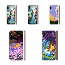 Alice In Wonderland Retro Poster Für HTC Desire 530 626 628 630 816 820 830 Eine A9 M7 M8 m9 M10 E9 U11 U12 Leben Plus