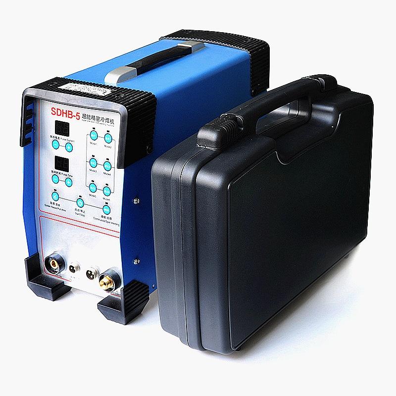 عالية الدقة إصلاح آلة لحام الباردة الفولاذ المقاوم للصدأ نقطة واحدة/المستمر/لحام مقاومة الباردة لحام أدوات لحام