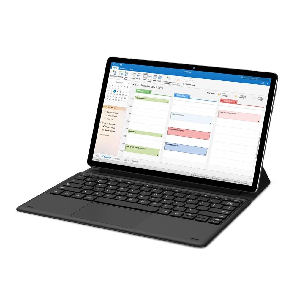 Capa de teclado magnética original tablet para teclast m16 tablet resistente à sujeira touchpad teclado para teclast m16 tablet