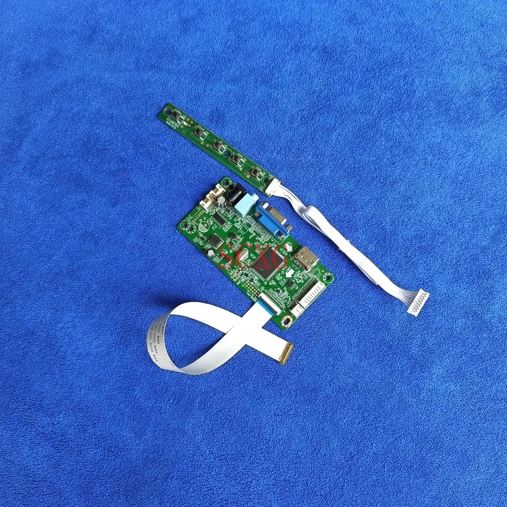 30Pin eDP مصفوفة محرك لوحة تحكم لوحة ل b116zan02.0 b116zan03.2 b116zan04.0/1 LCD لتقوم بها بنفسك عدة 1366*768 VGA + HDMI-متوافق