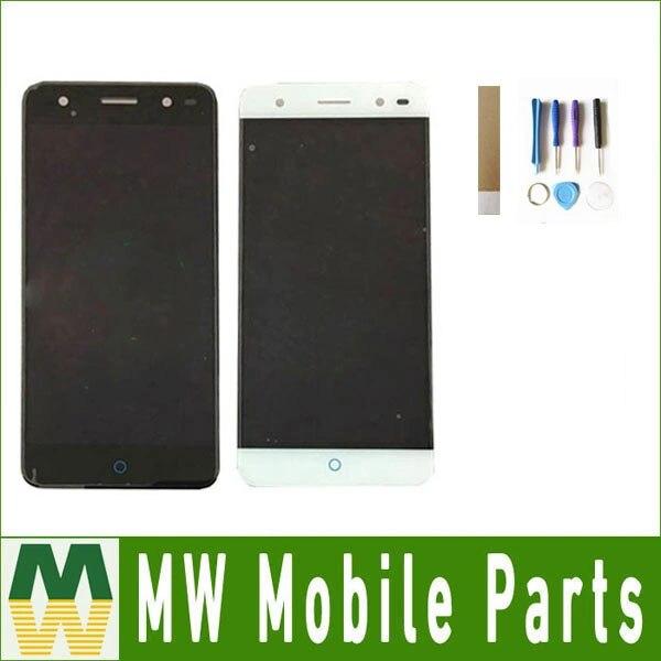 Color negro blanco dorado para ZTE Blade V7 Lite BV0720 V6 Plus Sensor de pantalla LCD digitalizador de montaje de pantalla táctil