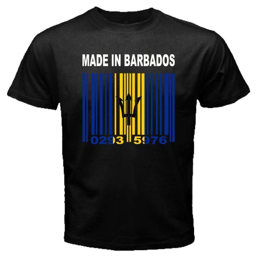 Camiseta con código de barras para hombres, camisa con código de barras...
