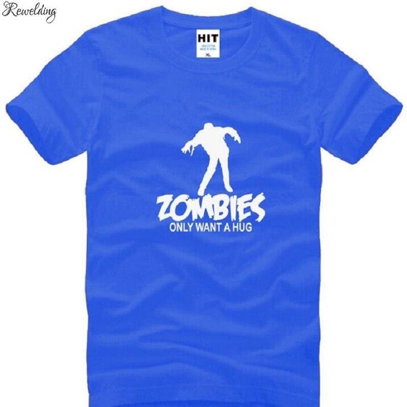 Camiseta de THE WALKING DEAD para Hombre, camisa de manga corta y...