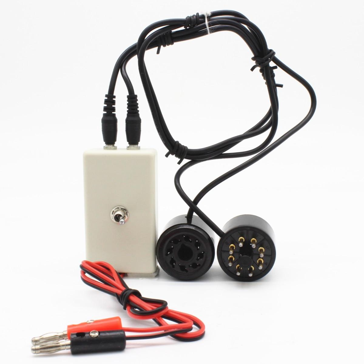 EL34 KT88 6L6 6CA7 6V6 5881 6550 KT66 KT100 KT120 tubo de vacío de amplificador de corriente herramienta Radio preamplificador mA versión T6