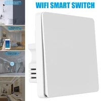WiFi Curtain Switch Voice Control Smart Switch For Google Home Alexa Echo NC99