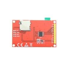2.0 Polegada spi série tft lcd módulo 176x220 display sn sn driver ic ili9225 para arduino
