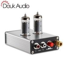 Douk Audio HiFi 6K4 Tube à vide MM/MC Phono préampli de scène Mini platine vinyle préamplificateur Audio