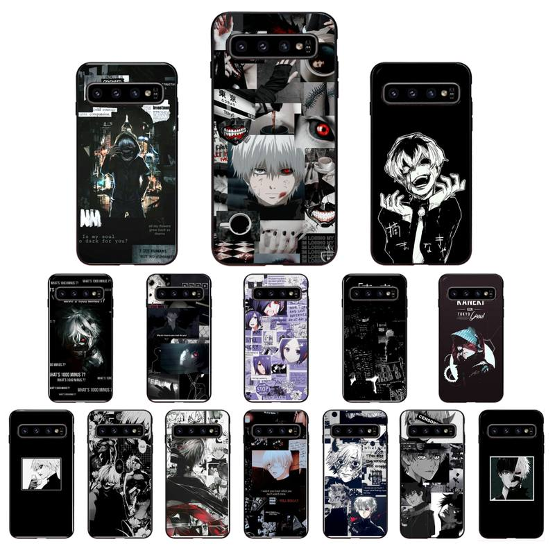 Babaite Tokyo Ghouls Art aesthetics Phone Case for Samsung Galaxy S6 S6edge Plus S7 S7edge S8 S9 S10