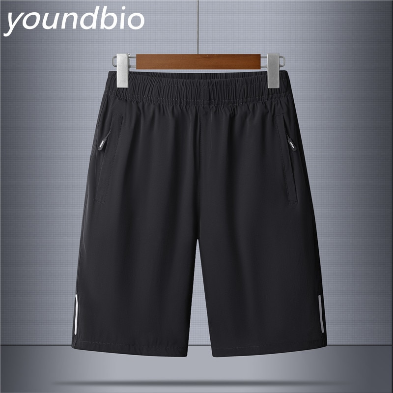 L-10XL Summer Shorts Men Fashion Shorts Nylon Material Breathable Male Casual Shorts Plus Size Fatty Men Shorts Beach Shorts