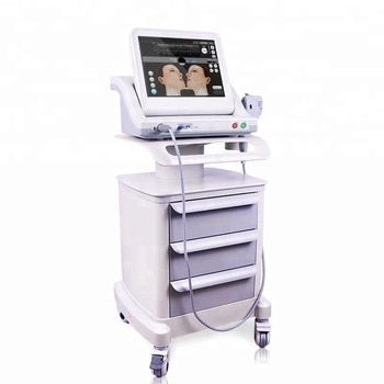 Factory Price  Anti-wrinkle Ultrasonic Face Lift and Body Firming Machine with 4.5  3.0 1.5 8.0 13.0mm Cartridges
