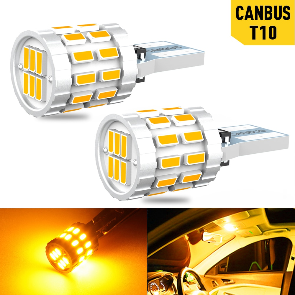 Canbus T10 W5W LED Car Parking Clearance Light For Mercedes W211 W203 W204 W210 W124 W202 W220 W164 X204 AMG Accessories Vw