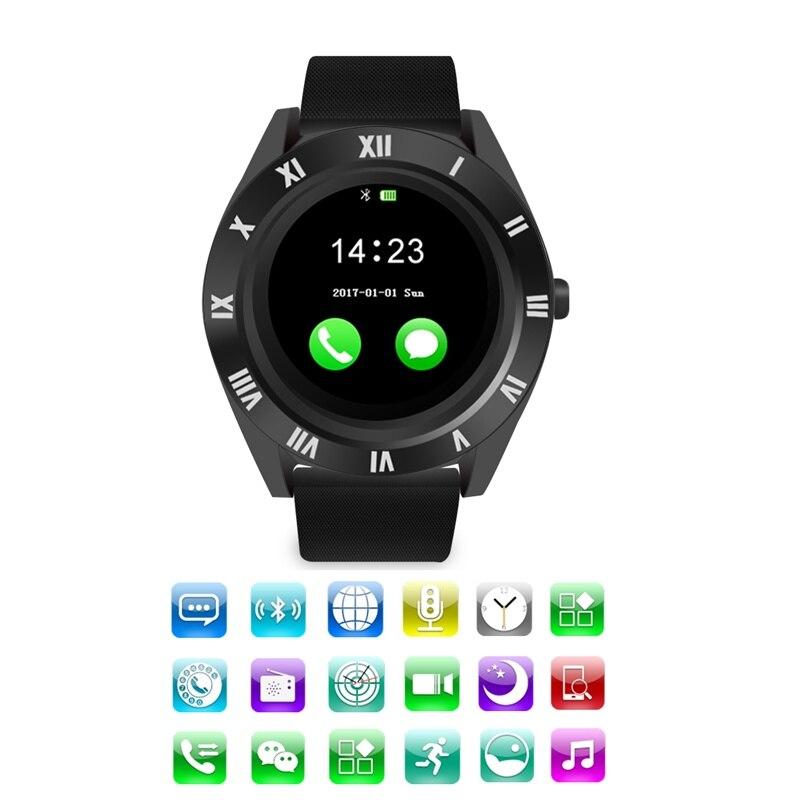 Reloj inteligente para hombre, reloj de llamada telefónica, pulsera con monitor, seguidor Fitness de frecuencia cardíaca, reloj de pulsera con Bluetooth, reloj inteligente deportivo