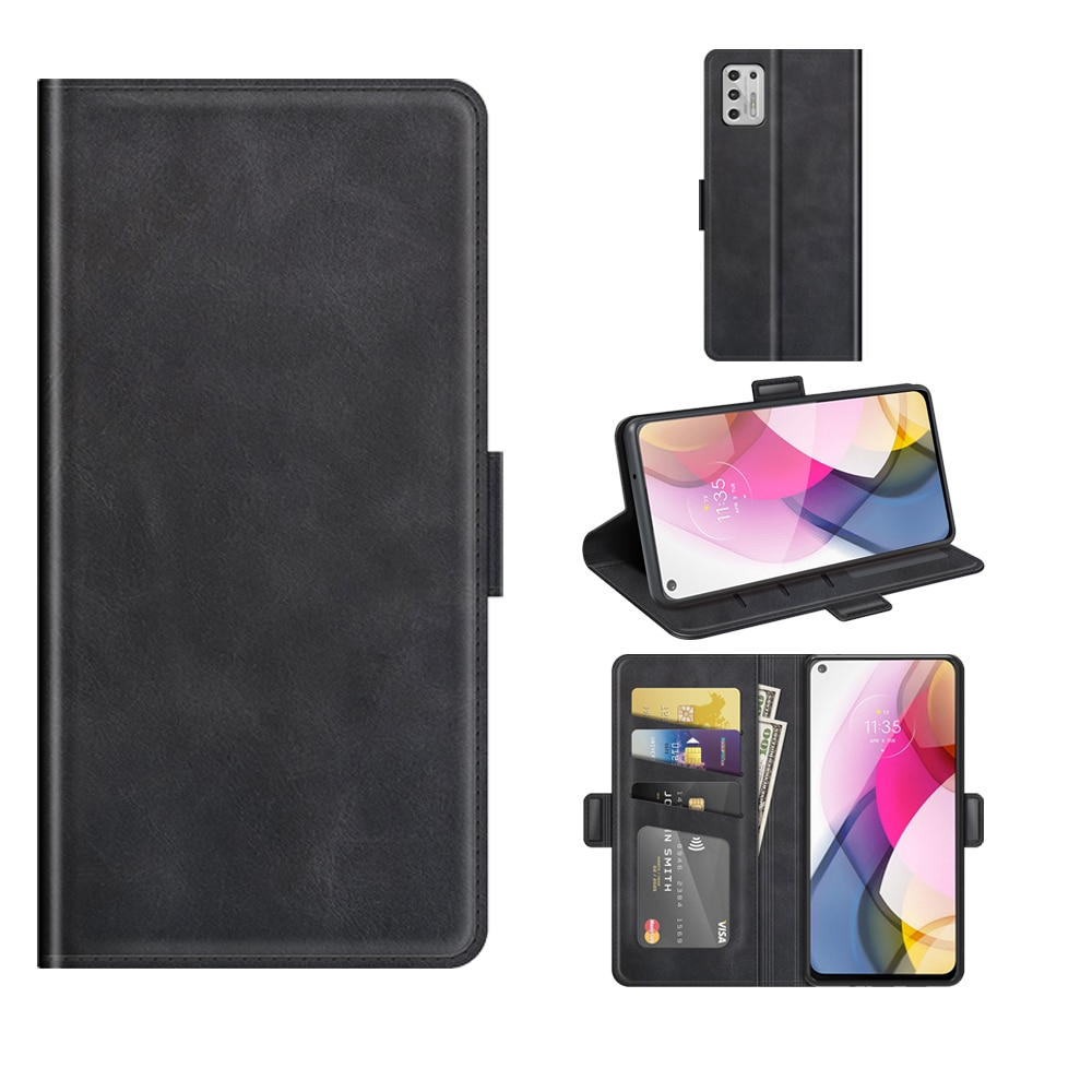 Case For MOTO G Stylus 2021 Leather Wallet Flip Cover Vintage Magnet Phone Case For MOTO G Stylus 20