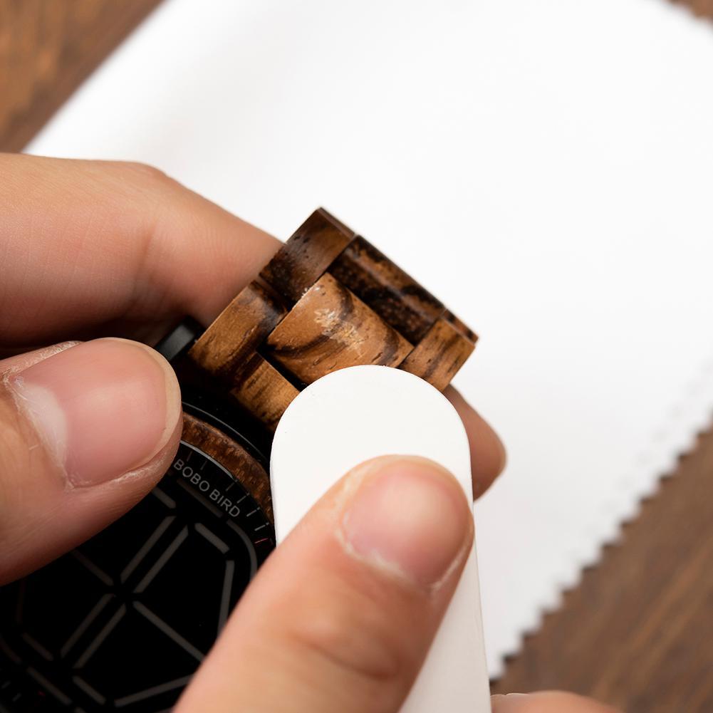 Watch Scratch Repair Cream New Special Too For BOBO BIRD Wooden Watchband Repair Cream Three-Piece T