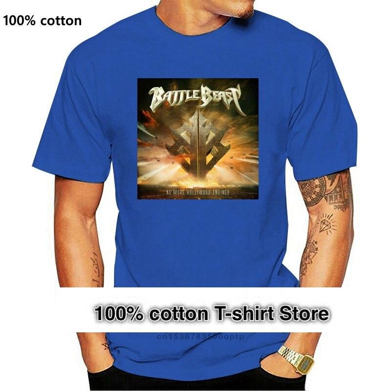Camiseta de la bestia de batalla de Hollywood camiseta negra de talla...