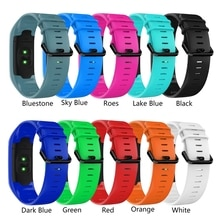2021 New Original Replacement Wrist Band Soft Silicone Watchband Smart Sport Watch Strap For Polar A