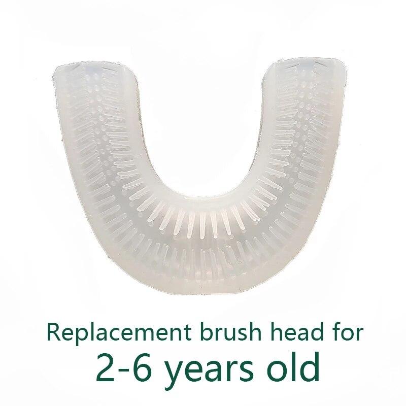 escova de dentes eletrica infantil 360 graus escova de dentes eletrica em u material