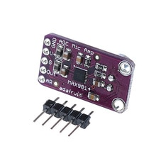 Module amplificateur de Microphone MAX9814 Module AGC PUO88