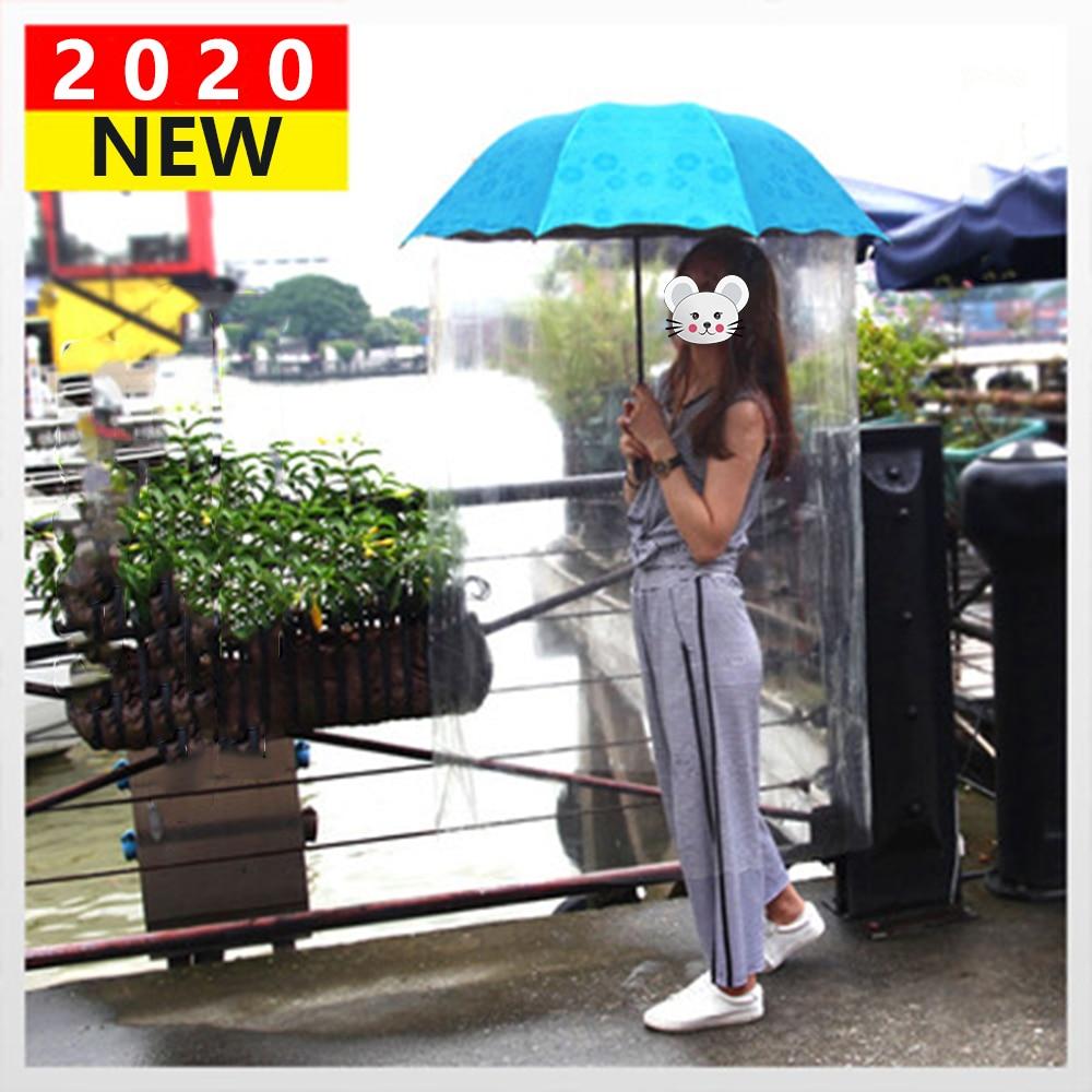 مظلة واقية ضد العطس ، عازلة ، خارجية ، آمنة ، محمولة ، حماية للجسم كله ، مقاومة للماء ، إبداعية