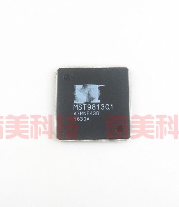 1PCS ~ 5 pçs/lote MST9813Q1 QFP-256 original Novo