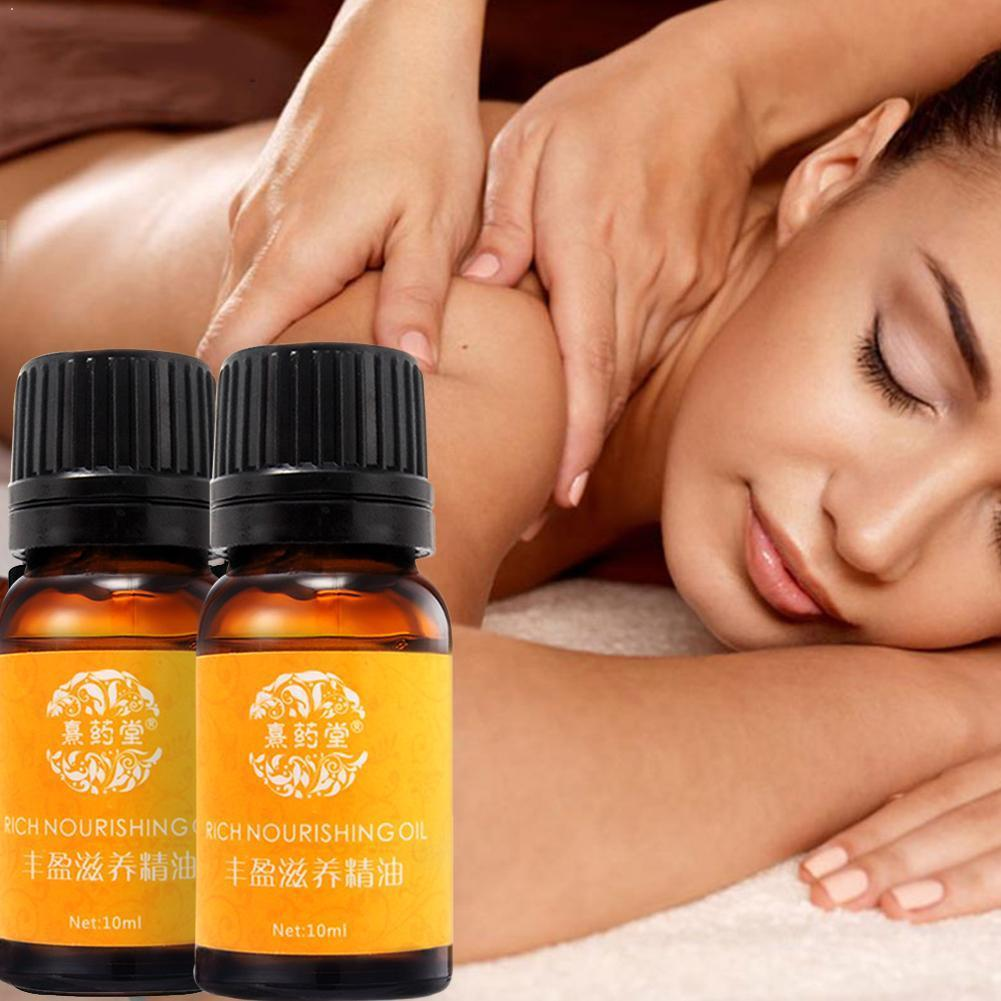 Pueraria Mirifica Capsules Cream To Enlarge Breasts Growth For Increase Essential Oil Oil Massage 10