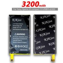 Outil gratuit LIS1561ERPC batterie pour Sony Xperia Z3 Compact Z3c mini D5803 D5833 /Xperia C4 E5303 E5333 E5363 E5306 téléphone + piste NO.