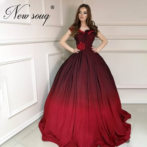 Elegant Evening Dresses Special Color Arabic 2020 Capped Sleeve A Line Women Gowns For Middle East Vestidos Turkish Prom Dress