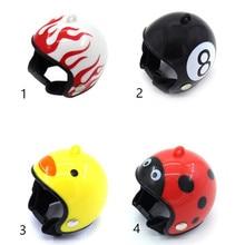 Nouveau 200 pcs/lot casque de poulet petit casque pour animaux de compagnie oiseau canard caille chapeau chapeaux pour animaux de compagnie poulet casque oiseau tête casque fournitures pour animaux de compagnie
