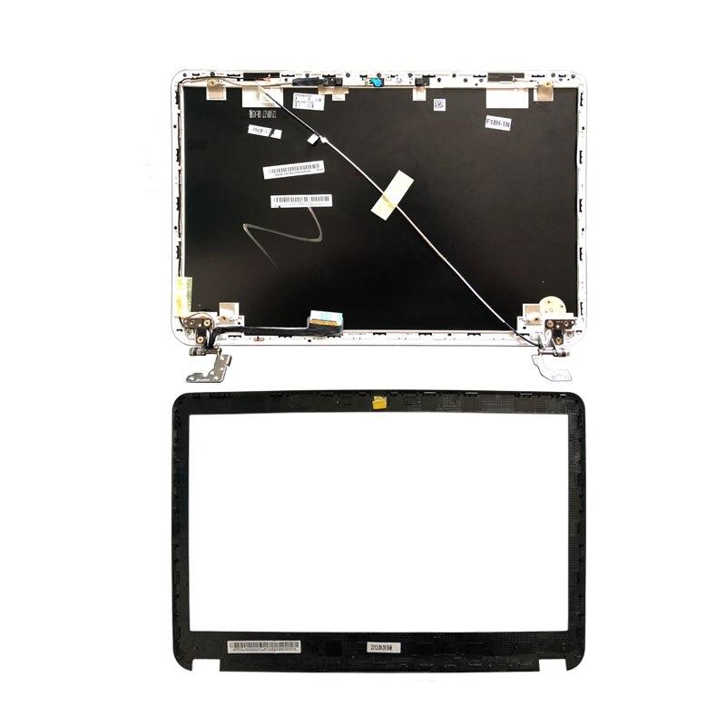 جديد محمول LCD الغطاء العلوي/LCD الإطار الأمامي ل HP ENVY 4 ENVY4-1008 ENVY4-1040 TPN-C102 686574-001 أموqj000100