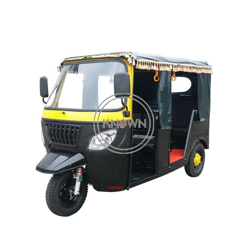 دراجة كهربائية بثلاث عجلات للكبار توك توك سيارة للركاب التنقل سكوتر عربة 2730x1280x1700 مللي متر رائجة البيع