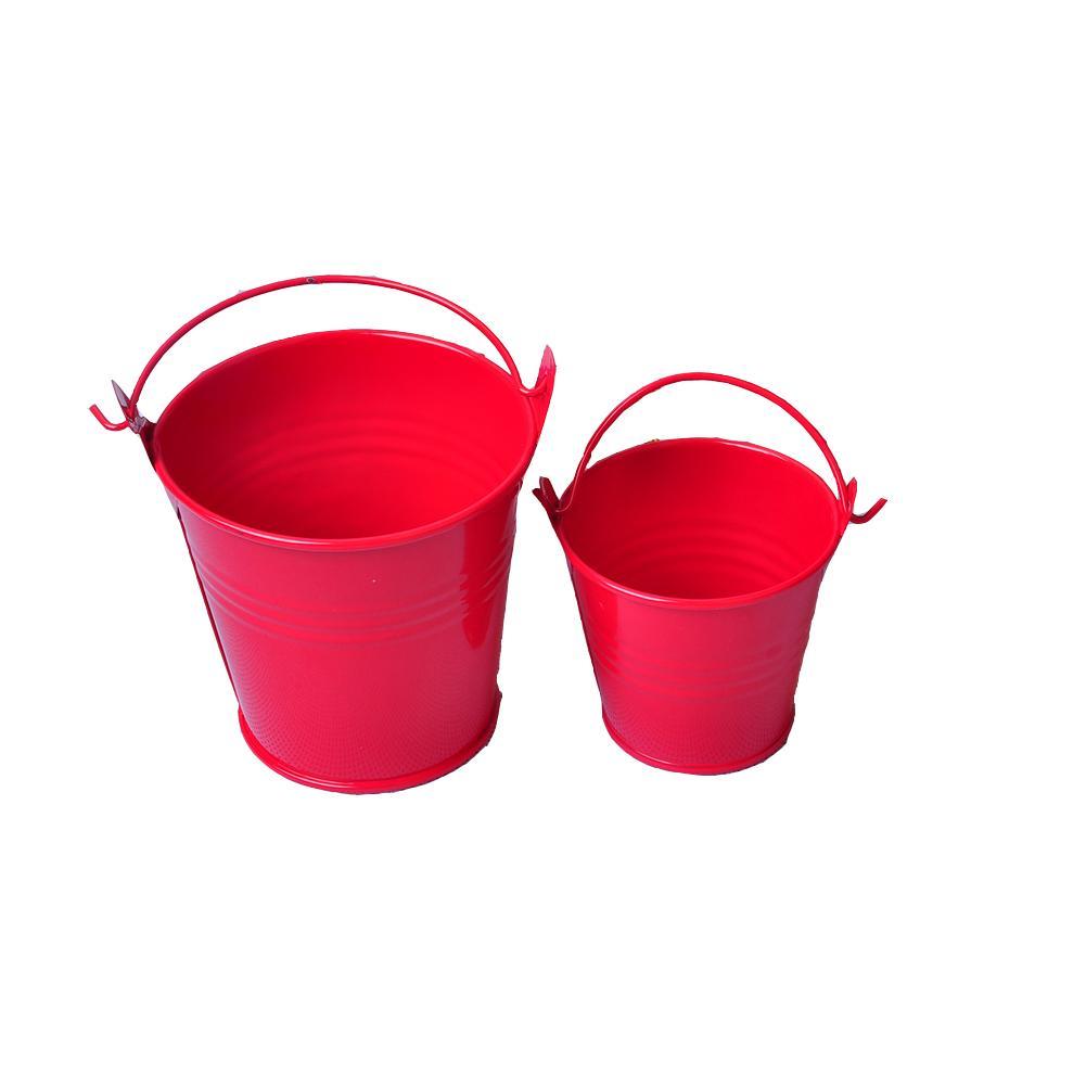 1 Uds., pequeño barril de hierro, hojalata, Mini barril decorativo, Anti-deforma, Color brillante, duradero, sin desvanecimiento, sin pintura de plata